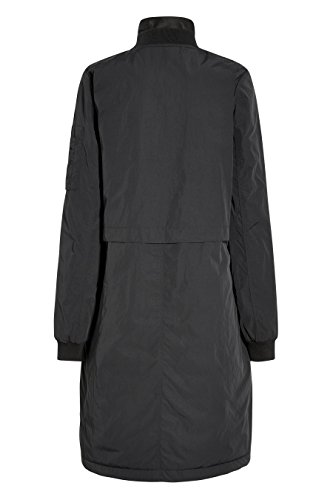 next Femme Regular Fit Blouson Long Noir