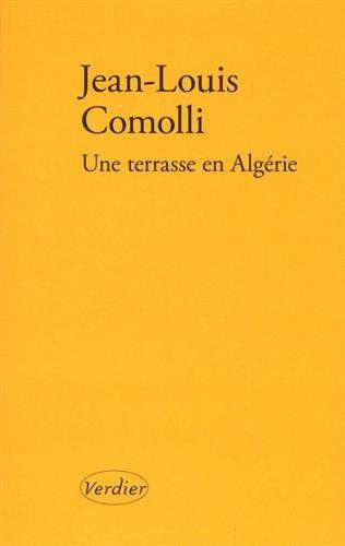 Une terrasse en Algérie