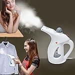 EAYIRA Handheld Garment Portable Fabric Steam Brush Steamer