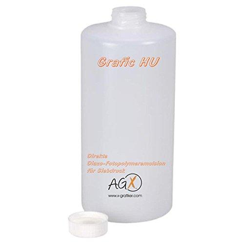 Grafic Hu, foto Polymer Emulsione di saatichem, Schicht Grafic HU inkl. Diazo 31 / 4.5 kg, 1
