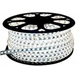 5Meter Non-Waterproof White Flexible LED Strip + Adapter 2835/3528 SMD, Decorative Light-…