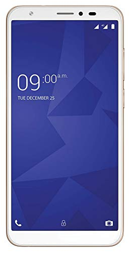 XOLO ERA 4X 2GB (Gold, 2GB RAM, 16GB Storage)