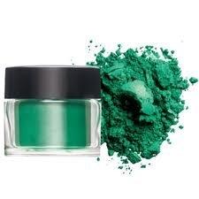 CND Vert émeraude / Medium Green Poudres 5.14g/ 0.18 oz Additifs Pure Pigments & Effects Pour Shellac Gel & 3D Nail Art