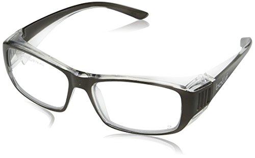 Bollé-Occhiali di sicurezza B808BLPSI B808 (confezione da 10)