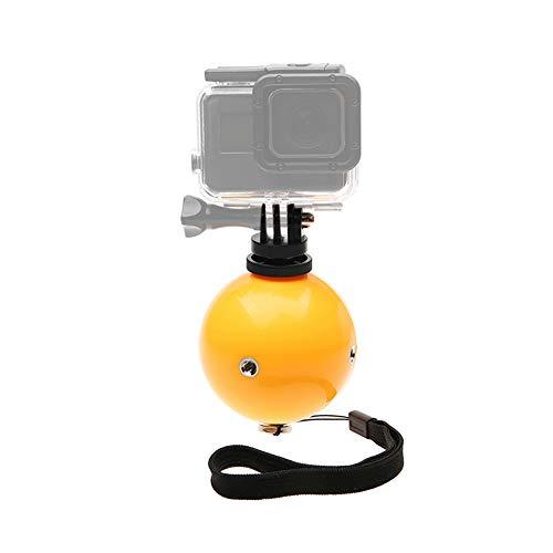Hzjundasi Cámara Flotador Pelota - Flotabilidad Fotografía Dispositivo con...