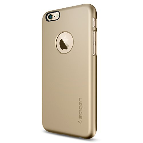 Spigen iPhone 6 4.7-Inch Case Thin Fit A (Champagne Gold) (SGP10943)