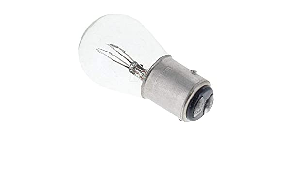 Lucas LLB380 380 Bay15d SBC 12v 21//5W  Brake bulb X 2
