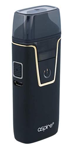 Aspire Nautilus AIO E-Zigaretten Set mit 1000mAh und 4,5ml Tankvolumen - Farbe: schwarz (Aspire E-zigaretten Sets)
