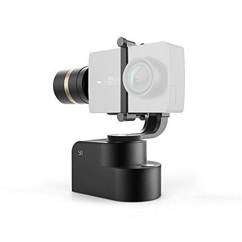 Foto YI giunto cardanico a tre assi, supporto PTZ 4K/4K + telecamera Action Camera