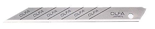 OLFA Ersatzklingen SAB-10 für SAC-1 30° - 10 Stück Test