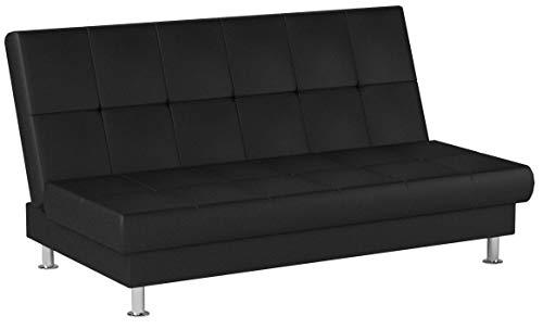 Modernes Sofa Endo mit Bettkasten und Schlaffunktion, Funktionssofa, Lounge Couch, Design Bettsofa Schlafcouch Schlafsofa (D8)