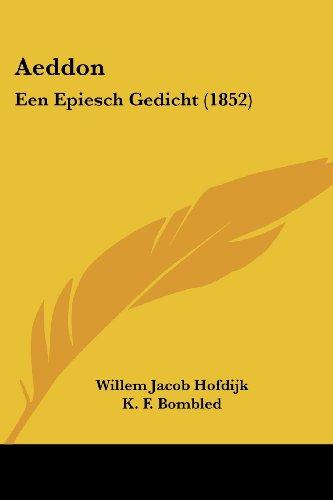 Aeddon: Een Epiesch Gedicht (1852)