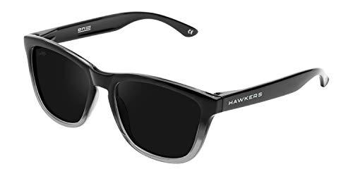 HAWKERS Gafas de sol, Negro, One Size Unisex-Adult