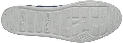 Ricosta Roy, Low-Top Sneaker bambino Blu (Blau (reef 153))