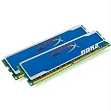 Nuevo–4GB 800mhz DDR2Non-ECC CL5DIMM KIT2–KHX6400D2B1K2/4G