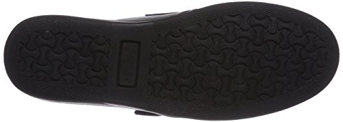 Comfortabel - 941075, Pantofole da casa  da donna Nero(Schwarz (Schwarz))