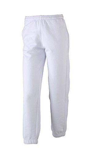 Junior Jogging Pants | white | XXL im digatex-package