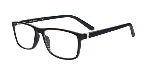 Occhiali da lettura rainbow® progressivi / occhiali multifocali computer / occhiali da lettura con lenti progressive / cliff (+2.50d)