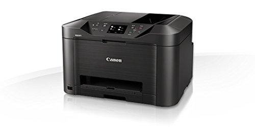 Canon Maxify MB5155 Schwarz A4 MFP Farb Drucker Drucken Kopieren Scannen Fax WLAN LAN Cloud-Link -