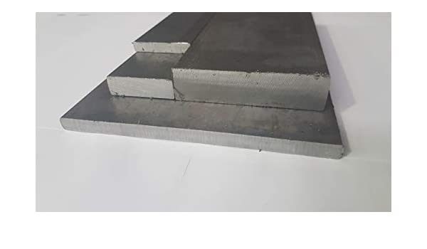 90-150mm breiten 150x 10mm - 500mm S235JR EN 10058 Flachstahl-Flachprofil 500-2000mm L/änge