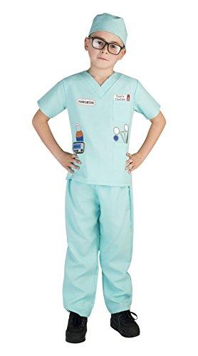 Upyaa-430131-Cirujano Percha Luxe-8-10años-Verde
