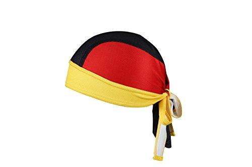 ShopINess Gorro Bandana Banderas (Germany)