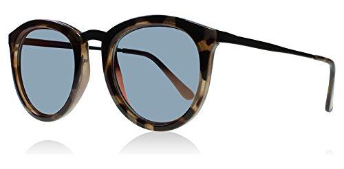 Le Specs Damen Sonnenbrille No Smirking Volcanic Tort/Black