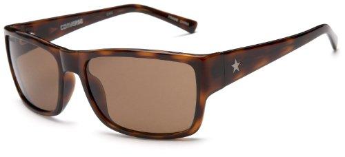 CONVERSE Sonnenbrille braun Einheitsgröße