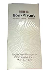 Bon Vivant Milk Chocolate-90 Grams