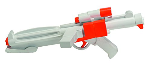 Star Wars Rebels Stormtrooper Blaster aus Kunststoff / Replik aus der TV Serie Rebels (Rebel Kind Shirt)