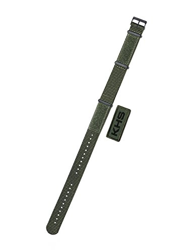 KHS Natoband Tan, Ersatzarmband, KHS.EBNXTO1.22