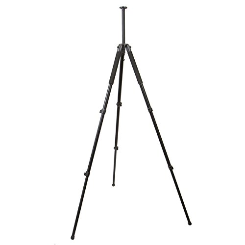 Delamax Profi-Dreibeinstativ Gigant Pro DS-575 - 189cm - schwarz