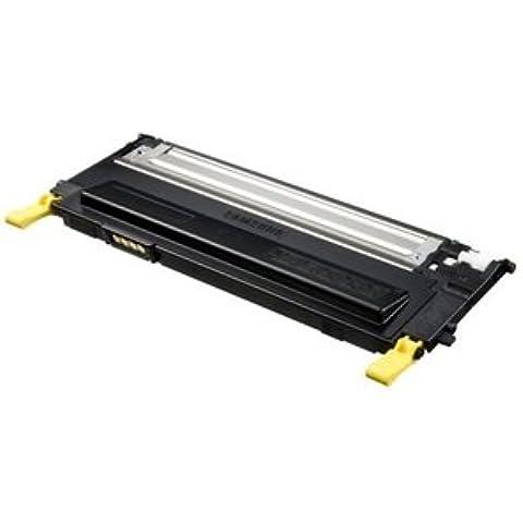 SAMSUNG - CLT-Y4072S - CARTUCCIA TONER GIALLO - CLP-320 / CLP-320N / CLP-325 / CLP-325W (Samsung Laser Inchiostro)