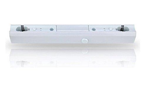 enlampe für Osram Linestra Ralina 35W S14s zwei Sockel weiß, Kunststoff, 35 W, 30 x 3.4 x 3.6 cm ()
