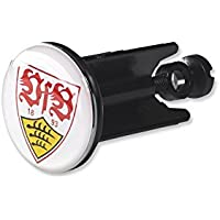 VfB Stuttgart Waschbeckenstöpsel Wappen Design (verstellbar) Top Geschenkidee