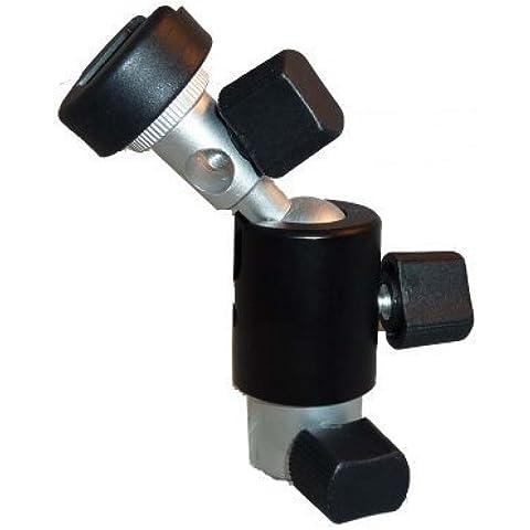 Andonger 360 & deg; Staffa girevole Flash supporto dell'ombrello basamento della parte girevole Tipo C2