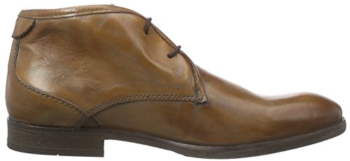 H Shoes Lydon, Stivali Chukka Uomo Marrone (Bronzo)