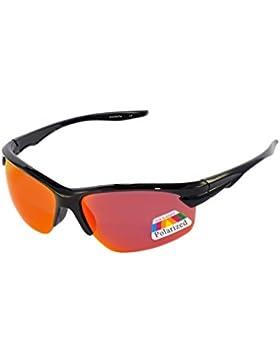 Rainbow Gafas de Sol para Niños Cobra / Gafas de Sol Deportivas para Niños y Niñas 8+ / Polarizadas / 3302