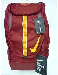 2016-2017 AS Roma Nike Allegiance Shield Backpack (Maroon)