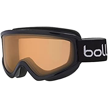 9da57c27a11 Bollé Unisex s Freeze Snow Goggles with Citrus Lens