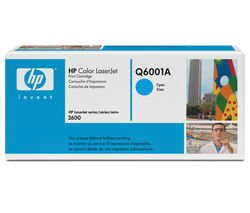 HP Q6001A Cyan Laser Cartridge