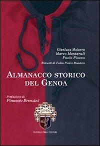 Almanacco storico del Genoa por G. Maiorca