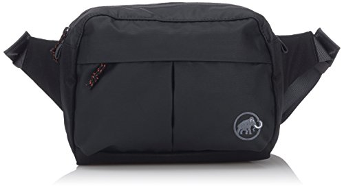 Mammut, Borsa Waistpack Urban, Nero (Black), 3,5 litri Nero (Black)