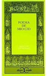 Poema Del Mio CID (Clasicos Castalia)