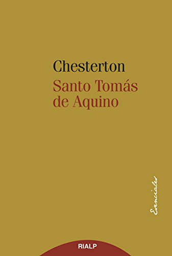 Santo Tomás de Aquino (Esenciales)