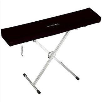 OK Abdeckhaube für Keyboard, 76 Tasten, 102 - 125 cm, elastisch daher universell