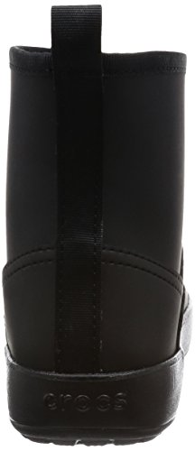 Crocs Colorlite Boot W, Stivali, Uomo Nero (noir / Noir)