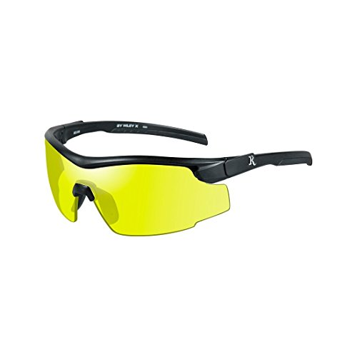 WILEY X Remington Platinum Grade Eyewear Yellow Lens FACTORY CODE: INT WIX192070
