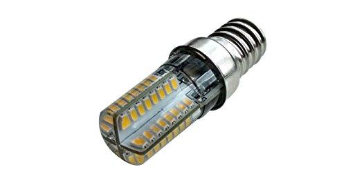 Ignea Ampoule à faible consommation d'énergie pour hotte, réfrigérateur 64 LED E14