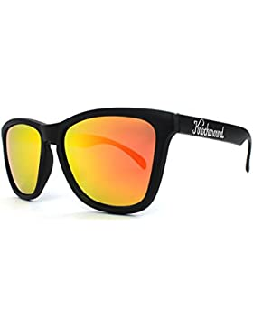 Gafas de sol Knockaround Classic Premium Black / Sunset POLARIZADAS